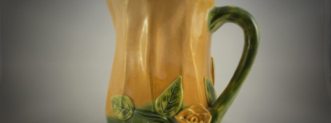 Rosebud Pitcher